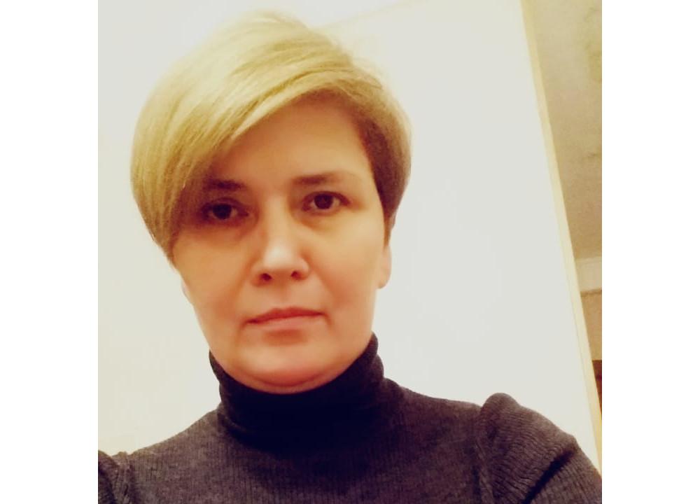 Анна Бушмина